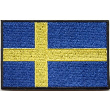 Svensk Flagga Stor Kardborre
