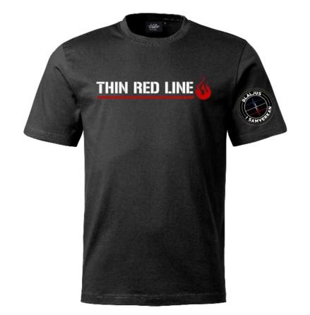 Thin Red Line Funktionströja