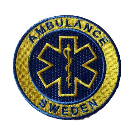 Ambulance Sweden Brodyr Kardborre