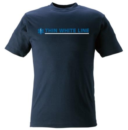 Thin White Line Funktion Dam Stl XS